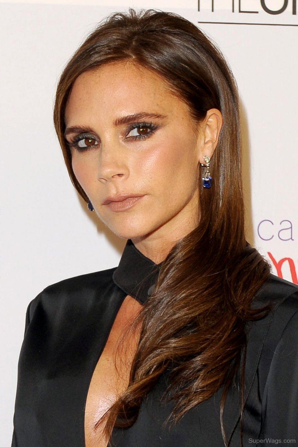 Victoria Beckham Beautiful Eyes | Super WAGS - Hottest Wives and ...